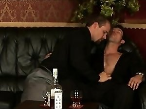 Drunk gays having oral and anal sex
