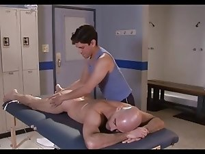 Massage for Alex