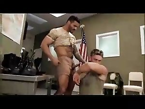 instructor - two muscle mens