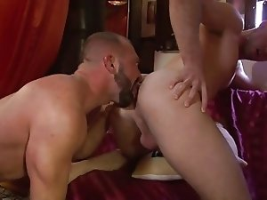 Dad & Boy Steamy Private Party