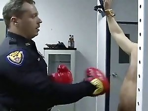 Cops and Prisoner Bondage
